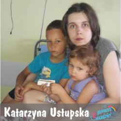 Kasia Ustupska -SM (stwardnienie rozsiane)